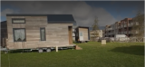 Le Ty village de Saint-Brieuc et ses tiny houses, un modèle écologique qui fait des émules
