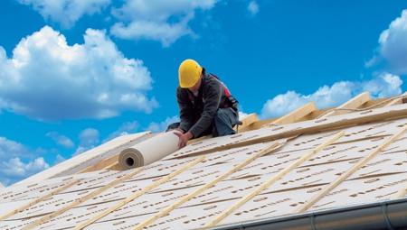 Produits de construction en lin dossier lin mat riaux biosourc s - Mise en oeuvre ecran sous toiture ...