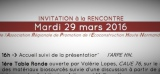 INVITATION à la RENCONTRE