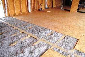 R alisation bois hors bois d 39 oeuvre dans la pente contemporaine et b - Isolation ouate de cellulose soufflee ...