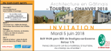 ****Invitation TourBus CHANVRE 2018