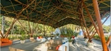 ****Deployable Bamboo Structure Pavilion / Bambutec Design